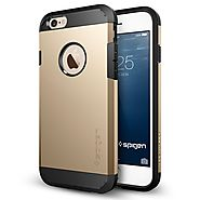 Capa Iphone 6/6s Spigen Tough Armor
