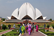 Lotus Temple - Wikipedia, the free encyclopedia