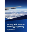 She is author of a new book, Writing with Verve on the Blogging Journey