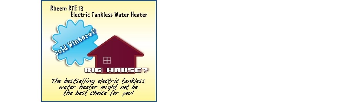 Headline for Rheem Tankless Water Heater
