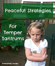 The Golden Gleam: {We Get It} Temper Tantrums