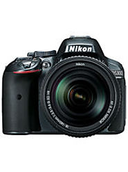 Shop DSLR Camera Online In India From Infibeam