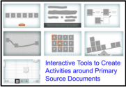 7 Excellent Interactive Tools to Create Activites Around Primary Source Documents ~ Educational Technology and Mobile...