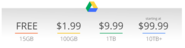 Google Drive Now Reduces Storage Prices ~ Educational Technology and Mobile Learning