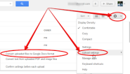 6 Tips Teachers Should Be Able to Do on Google Docs ~ Educational Technology and Mobile Learning