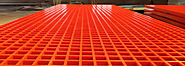 Molded Gratings Installation To Ensure Safety At Workplace