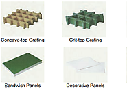 How Supreme Quality of Fiberglass Gratings Are Made?