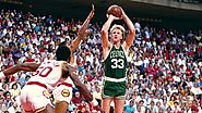 #6 Larry Bird