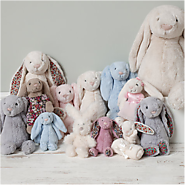 jellycat bunny toy is a part of your baby dream