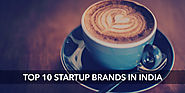Top 10 startup brands in India