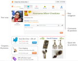 OrangeTwig - A Truly Social Store for Etsians on Facebook by TheOrangeApp on Etsy