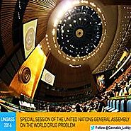Special Session of the General Assembly UNGASS 2016