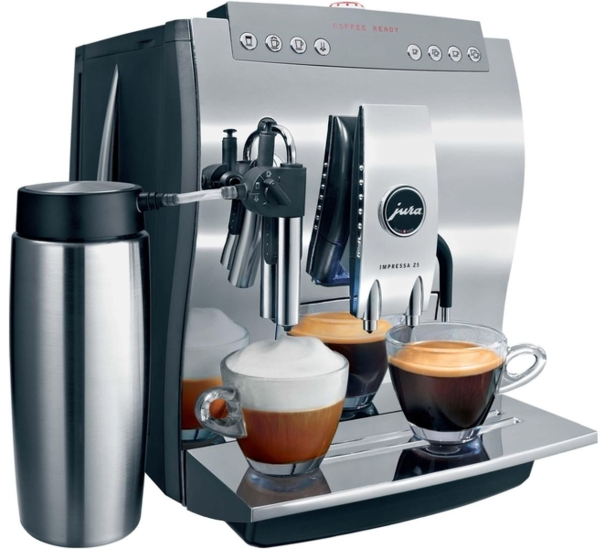 jura coffee makers a listly list. Black Bedroom Furniture Sets. Home Design Ideas