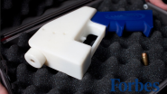The World's First Entirely 3D Printed Gun