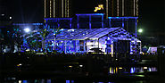 30*50m Transparent Wedding Party Tent - Luxury Wedding Tent