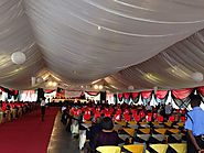 Wedding Tent For Ceremony Venue - Luxury Wedding Tent