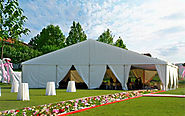 Clear Span Tent For Wedding - Luxury Wedding Tent
