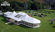 Big Tents for Sale - Party Marquee - Luxury Wedding Tent