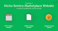 How thumbtack clone script helps you to create a niche service marketplace website?