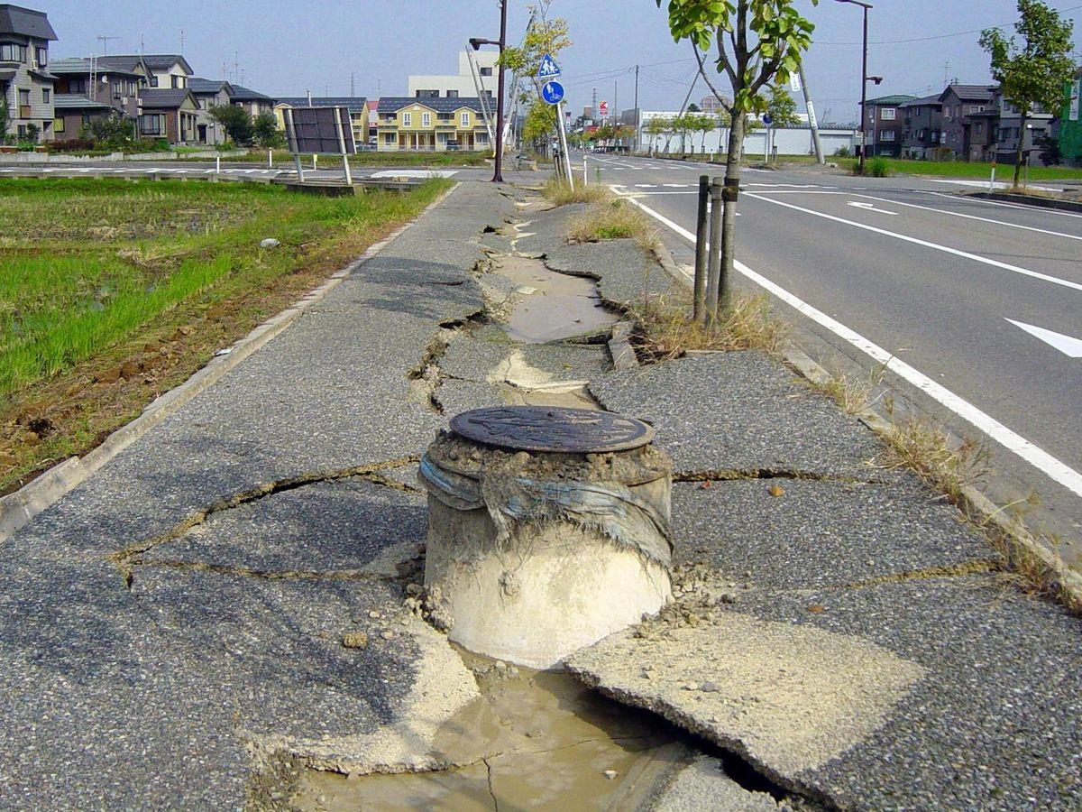 Headline for Earthquake Preparedness Tips - 2015 Edition