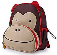 JiaYou Unisex Baby Kid Casual PU Bag Daypack Animal Style Schoolbags Backpack