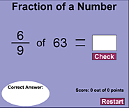 Finding a Fraction of a Number