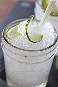 Cocktail Recipe: Frozen Gin & Tonic - The 10-Minute Happy Hour