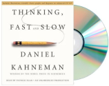 THINKING FAST AND SLOW Audiobook: Thinking, Fast and Slow [Audiobook, Unabridged 13 CDs] (THINKING FAST AND SLOW Audi...
