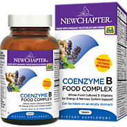 New Chapter Coenzyme B Food Complex For Healthy And Disease-Free Life