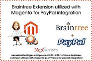 Process online payments using Braintree in Magento ecommerce