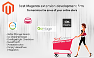 Magento extension development to enhance your online store