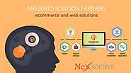 Magento solution partners offer robust features in website