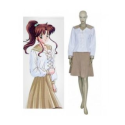 Sailor Moon Classic Kino Makoto Sailor Jupiter School Uniform Cosplay Costume -- CosplayDeal.com