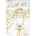 Sailor Moon Tsukino Usagi Sailor Moon Silver Long Cosplay Wig -- CosplayDeal.com
