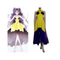 Sailor Moon Luna Human Form Cosplay Costume -- CosplayDeal.com