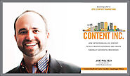 Book Review & Interview: Content Inc. by Joe Pulizzi