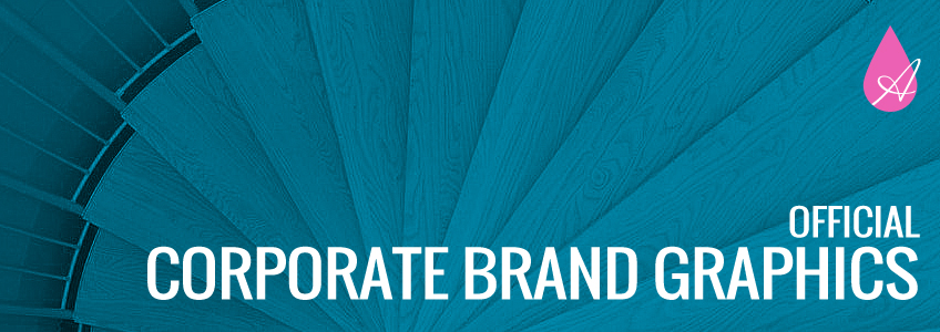 Headline for Corporate Brand Graphics (Official)