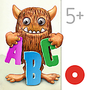 Monster ABC - Learn with the little monsters