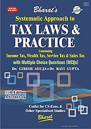 Systematic Approach to TAX LAWS and Practice For CS Executive - Buy Systematic Approach to TAX LAWS and Practice For ...