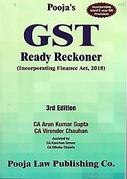 Website at https://www.meripustak.in/gst-ready-reckoner-incorporating-finance-act-2018/