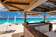 Custom Beach Huts in the Caribbean