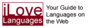 iLoveLanguages - Your Guide to Languages on the Web