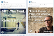 How General Electric uses Facebook, Twitter, Pinterest and Google+
