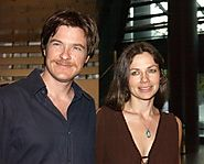 Justine and Jason Bateman