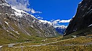 The Milford Road (State Highway94)- New Zealand