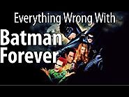 'Batman Forever' - when the circus arrived...
