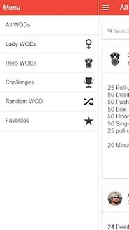 Crossfit WODs - Android Apps on Google Play
