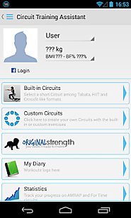 Circuit Training Assistant - Android Apps on Google Play