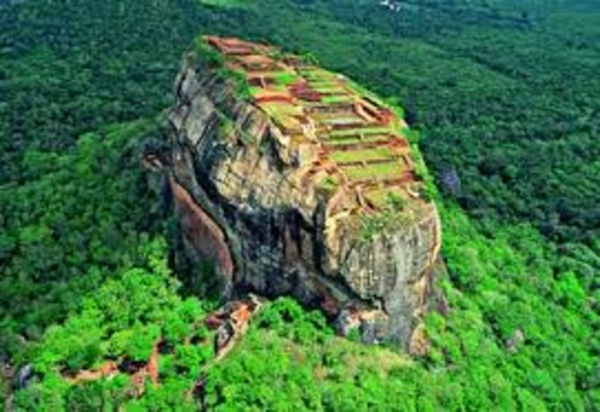 Headline for Top must see attractions in Sigiriya: Home to the 8th Wonder of the World