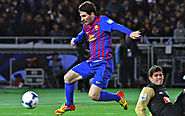 Using Big Data to discover the next Lionel Messi
